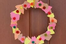 Fall Crafts and Learning for Kids / All kind of crafts and activities for children related to autumn / by Buggy and Buddy