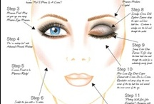 FaceTime / Make-up: everything from clear face tricks to smokey eyes / by Candace Williams