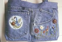 Bags and denim... / by Laquita Dunn