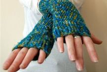 Crochet Fingerless Gloves, Mittens, and More / Whether you love to crochet gloves or crochet mittens, you'll find great inspiration (and patterns) here! / by Crochet Me