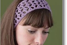 Crochet Headbands and Hair Accessories / Looking to craft stylish crochet headbands? You'll find the perfect crochet headband pattern or crochet ear warmer pattern here! / by Crochet Me