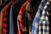 O guarda-roupa dele seria assim... / by Ana Cecília Basílio