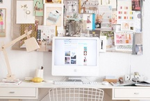 Work Place / by Aurelie Lily