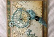 Card making / by Becky Gepfert