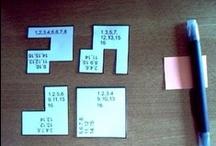 Enigmes / Améliorez votre mémoire tout en développant votre intelligence de façon amusante. / by PedagoNet