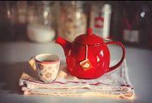 A spot of tea / by Cynthia Michaels