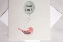 Cards, invitations, printables / by Aurelie Lily
