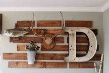 Bedroom Idea That Could Happen NOW! / by Miranda Hale