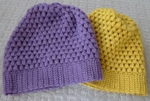 Spinning A Yarn - Hats / by Miranda Hale