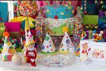 Happy Birthday! / Santa loves birthdays, too! / by The Elf on the Shelf