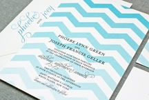 Patterns We Love: Chevron / by WeddingLovely