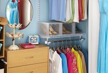 cleaning and organizing / by Cindy Horner