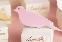 Put a bird on it! / by WeddingLovely