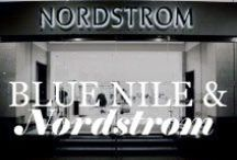 Blue Nile at Nordstrom / A curated collection of engagement and wedding rings is now available to view at Nordstrom Downtown Seattle and at Roosevelt Field Mall, New York. Find us in the Wedding Suite. / by Blue Nile