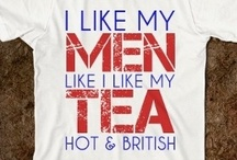 Bring on the Men! / A treasury of the men I find attractive and the things I find attractive in men / by Lindsey Larson
