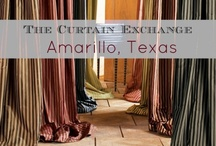 TCE - Amarillo, TX / Whether you live in Amarillo or Lubbock, or anywhere in the Texas Panhandle, we have curtains to suit your home. Visit our Wolflin Village location and choose from our wide selection of ready-mades and we offer custom options. Store location: Location: 2615 Wolflin Village, Amarillo, TX 79109. (806) 318-3825. Visit our store page to learn more about our products & services http://www.thecurtainexchange.com/store-locator/curtain-exchange-amarillo / by The Curtain Exchange