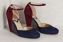 Wonderful Wedges / Wedges are the world's most perfect shoe.   / by Elsbeth
