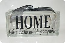 Home Sweet Home / None / by Marla Stout