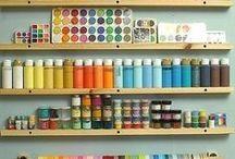 get organized / by Heidi Turner