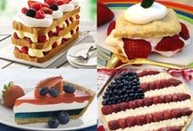 July 4th Eats / by Jaime