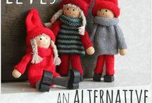 Elf on a Shelf / by Marla Stout