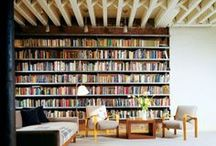 bookshelves  / by You Are My Fave