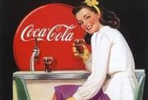 Vintage Coca-Cola  / by ❤ Lisa Watts ❤
