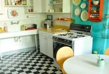 Kitchen love / by Emily Simpson