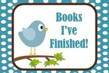 Books ~ Finished! / by Fern Smith