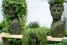 Plant Ideas / by Kathy Montminy Mensalvas