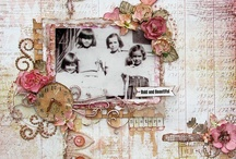 Layout Ideas / Layout ideas for photo boards / by Cree Ative