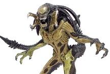 Predators rule, and Aliens drool / by Jeff Potts