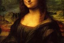 Leonardo da Vinci / by Konnie Evans