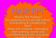 Hair Tips / by Regi C.