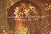 Tolkien's World. <3 / Everything Tolkien.  / by Samantha Elizabeth