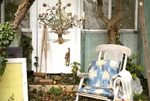 Indoors Out-of-doors / by Ellis Home and Garden