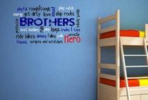 boys room fun / by Angela Houston
