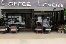 cafe / by Reiko Miyazaki