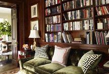 Library / by Beth Caspersen