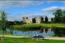 Castles of Ireland / Explore the historic castles of Ireland. Come and take a peek at our favorites - you can even stay the night in some of them! / by Tourism Ireland