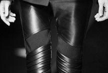 Leather lovin' / by Heather @ SW Food Blog