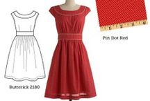 Dress making and refashion / by Saysie