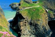 Breathtaking Views / From sea-battered coastal cliffs to sun-kissed country hills, Ireland boasts an abundance of scenic riches. / by Tourism Ireland