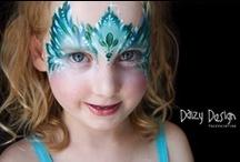 Face paint ideas / by Karen Chambers