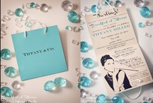 Black/White or Breakfast at Tiffanys Bridal Shower / by Susan Hollingsworth