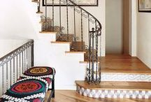 stairs / landing / stairs, landing areas, also includes hallways / by Liz Navarro