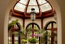 sunroom/pool/patio / by Tiffany Gommeringer