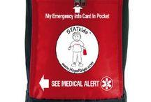 Medical-Allergy Alerts / by Zara Rodriguez