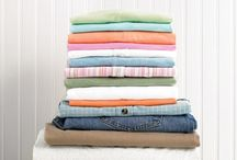 Cleaning - Laundry / Making the daily laundry a bit easier! / by Kristin Rasmussen Barry