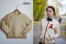 {BEFORE/AFTER} / by fashionRolla.com by Xenia Kuhn